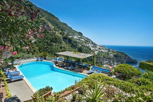 Grande Hotel Tritone, Amalfi Coast