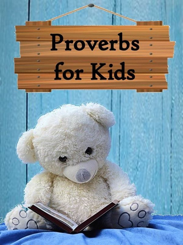 Proverbs for kids ebook epub and mobi