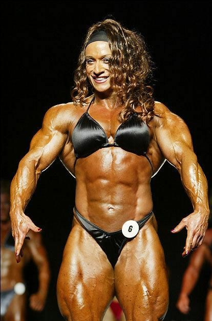Are not colette guimond female muscle with