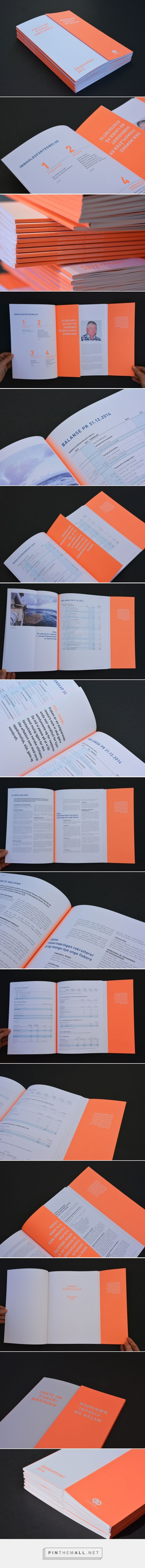 Myths and facts — Annual report on Behance - created via http://pinthemall.net