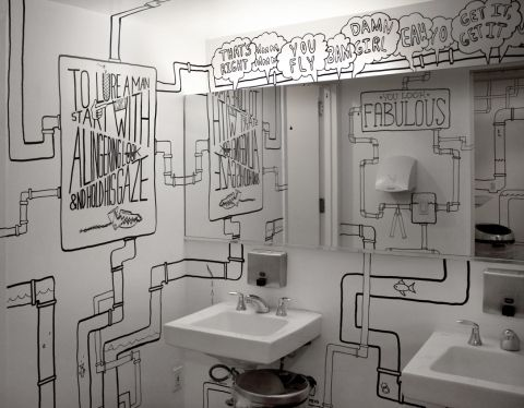 #wall #drawing #timothygoodman