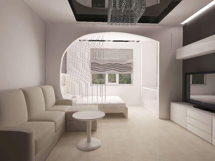 дизайн зала-спальни в квартире фото: 26 тыс изображений найдено в Яндекс.Картинках