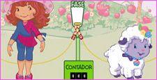 Juegos de Rosita.com - Juego: Jugar al Escondite - MiniJuegos para Chicas de Rosita Fresita Tarta de Fresa