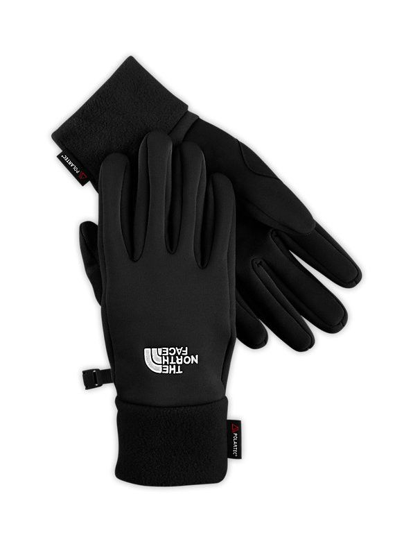 Some nice gloves like these can be found at Nordstrom rack  The North Face Women's Powerstretch Glove