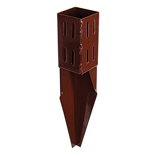 From 4.75 Fixman 657188 Easy-grip Drive-in Fence Post Repair Spike 75 X 75mm
