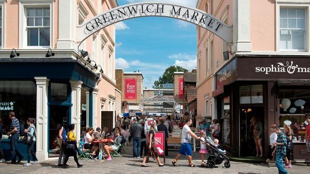 Greenwich Market - London