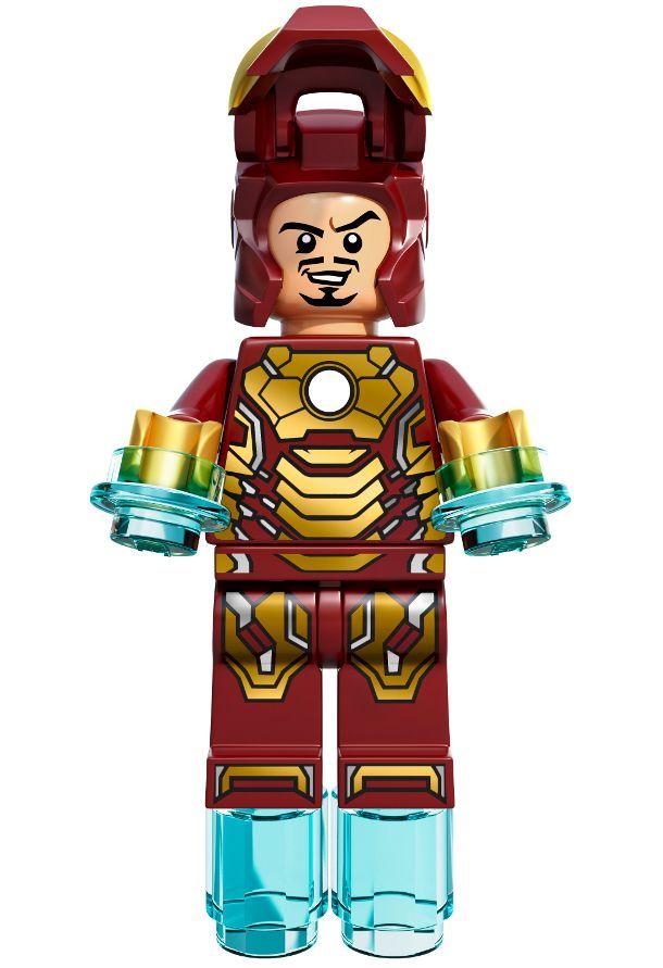 lego iron man 3 wallpaper - photo #27