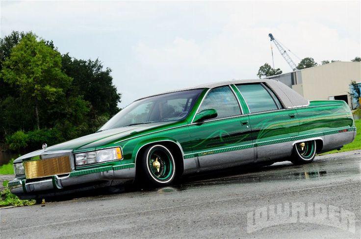 95 Cadillac Fleetwood