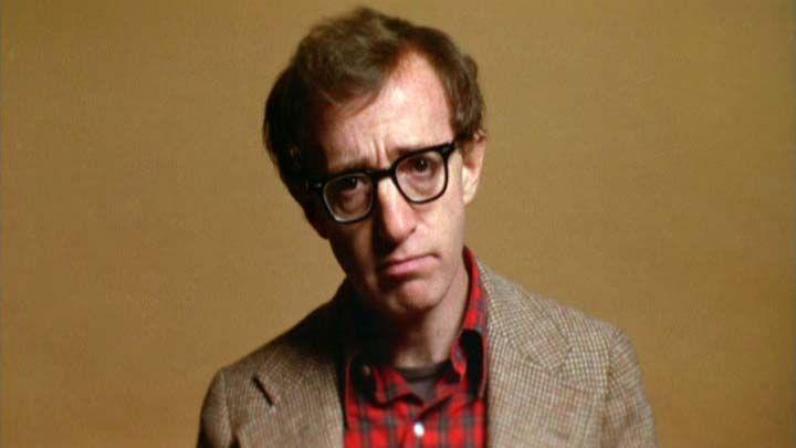 """Woody Allen, en la escena inicial de su película """"Annie Hall"""" (1977)"""