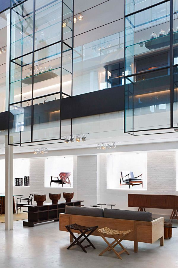 Modern Interiors by Tyler Interiors by Yabu Ushelberg