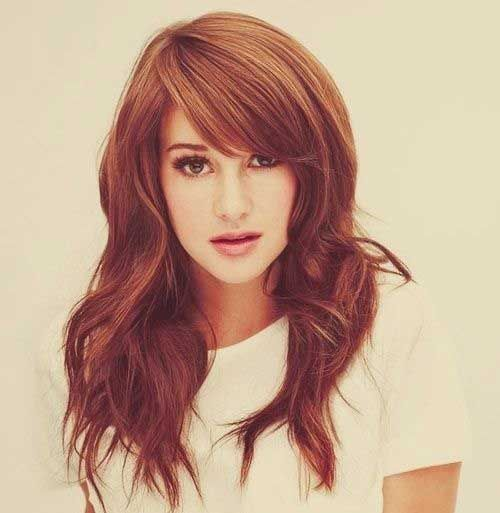 20+ Trendy Hairstyles with Bangs - Long Hairstyles 2015