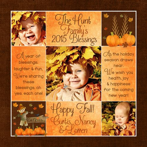 80 best fall party invitations and celebration ideas images on fall pumpkin family photo card fun autumn holiday text 2018 filmwisefo Images