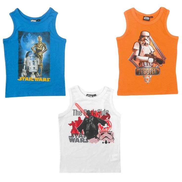 Hurtownia Gatito, T-shirty - Koszulka na ramiączkach Star Wars