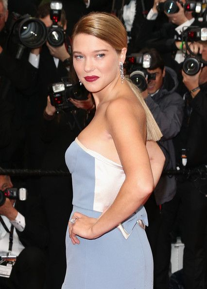 Lea Seydoux Photos: 'Grand Central' Premieres in Cannes
