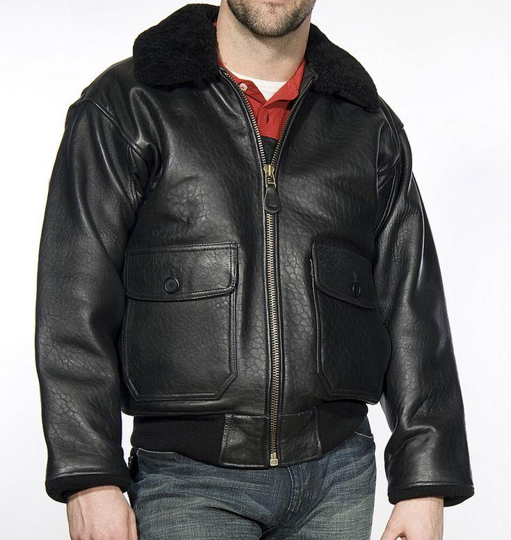 1000  ideas about Leather Flight Jacket on Pinterest | B3 bomber