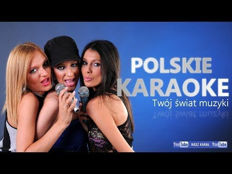 KARAOKE - Bogdan Łazuka - W siną dal - YouTube