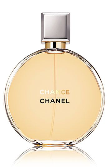 Chanel Chance eau de parfum (original scent - color pictured).1.7oz =$92 3.4 oz =$122 Free shipping on Nordstrom.com: http://m.shop.nordstrom.com/s/chanel-chance-eau-de-parfum-spray/2892078