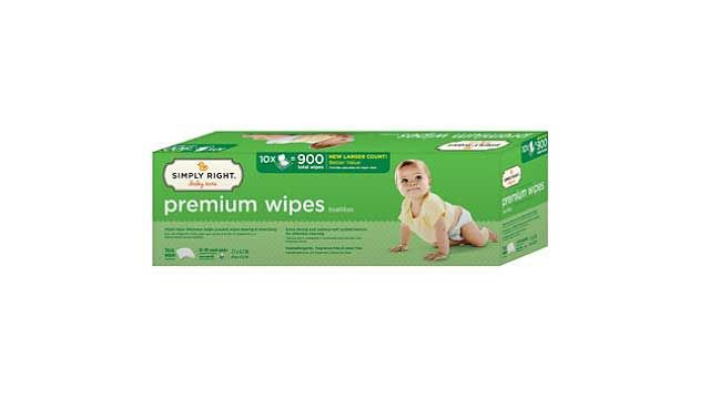 RECALLED!  Sam's Club has issued an advisory on baby wipes that have been sold at their stores. They say that some Simply Right Baby Wipes may be contaminated with bacteria, according to the baby-wipe maker...