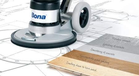 Bona FlexiSand Pro System - Een Veelzijdige Machine    Bona FlexiSand Pro System is een multifunctioneel schuursysteem, dat op een comfortabele en efficiënte wijze alle vloeruitdagingen  aangaat. Het biedt een ruime waaier aan mogelijkheden, of het nu om schuren, oliën, polijsten of reinigen gaat, men verkrijgt steeds prima resultaten. Het Bona FlexiSand Pro System omvat de Bona FlexiSand machine, een variatie van 5 diverse schijven en een volledige reeks speciaal ontwikkeld schuurmateriaal.