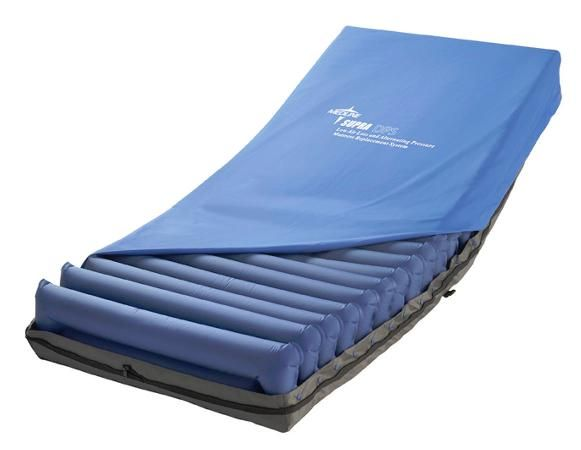 medline supra dps alternating pressure mattress with low air loss
