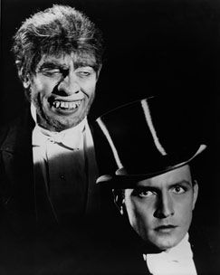 Dr. Jekyll and Mr. Hyde - Vintage Monsters