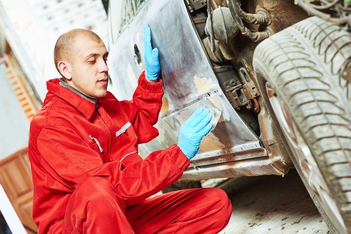 Auto Body Filler: Application Best Practices For Future Auto Body Technicians