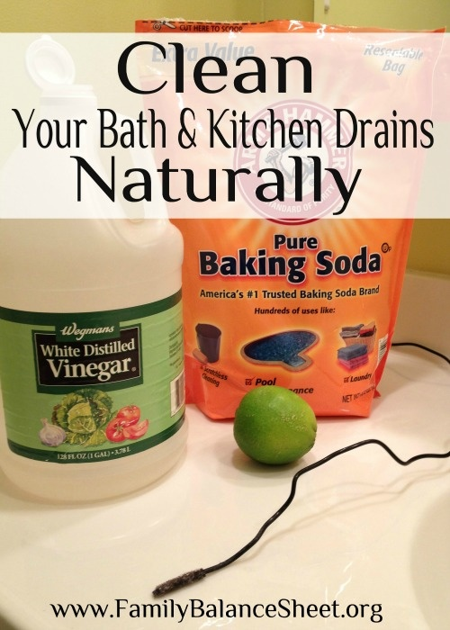 shoe jordan 2013 Clean Your Bath  amp  Kitchen Drains Naturally