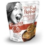 Campbell Soup Trying to Attract Millenials With Digital Content   Campbell Soup Company has launched a new line of bold-flavored soups in microwaveable packaging and is trying to cultivate a whimsical, humorous personality for the line to attract Millennials. (23/11/12)    STP > Market Segmentation > Segmenting Consumer Markets > Demographic Segmentation
