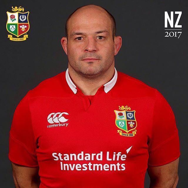 Captain of the victorious Ireland team to beat New Zealand last autumn, congratulations to Lion #793 Rory Best on being selected for a second Tour  #AllForOne #LionsNZ2017 #Lions #LionsRugby #Rugby #Rugbygram