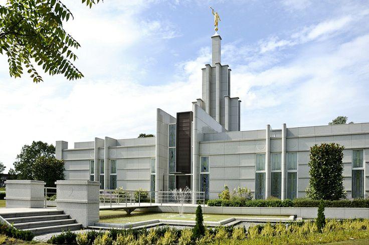 Mormonentempel.