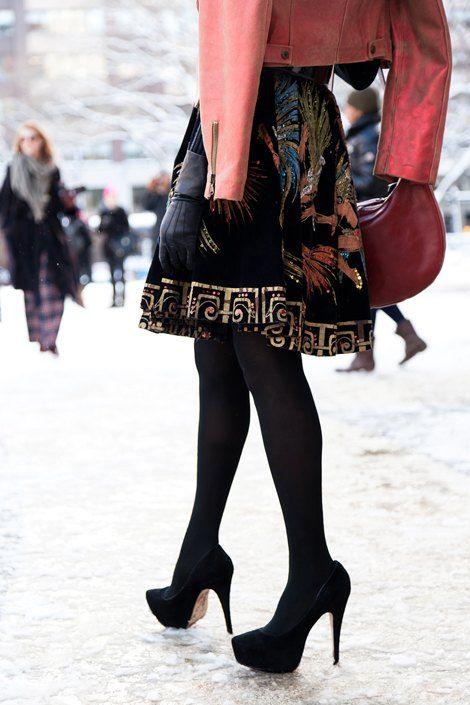 Неделя моды в Нью-Йорке,  часть II. Изображение №30.