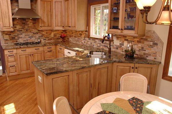 U-Shaped Kitchen Remodel | 10 Universal Design Features for Any Kitchen