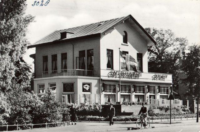 't Bolwerk in 1958