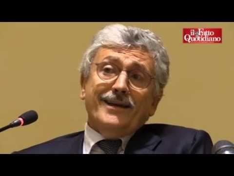 Referendum, D Alema   No a confronto tv con Renzi, non faccio rodei per ...