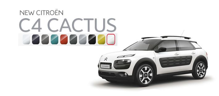 What Colour would you go for? #citroen #c4cactus