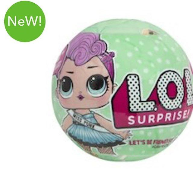 NOVA L.O.L surprise série 2 . . . R$ 11900 a vista ( depósito ou transferência bancária ) ou 12900 ( pelo pagseguro boleto ou cartão de credito ) . . . . #closelbabyboutique #importados #importadosinfantis #diadascriancas #brinquedo #boneca #maedemenina #mundorosa #maes #maternidade #lolsurprise #lolsurpresa #bonecalol