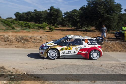 Los nuevos pilotos de WRC Citroën para 2014