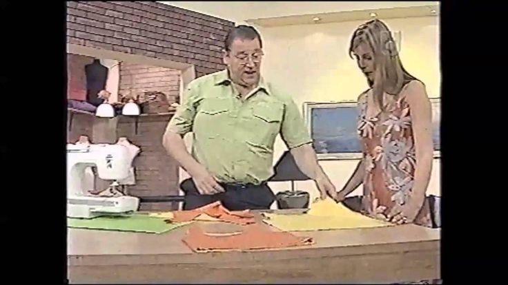 Puntos y Puntadas 327. Técnicas de Costura. Cómo Coser la Remera Reversi...