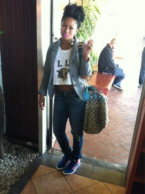 Tae Heckard! simple outfit but cute | Love Lau0026#39;shontae! | Pinterest