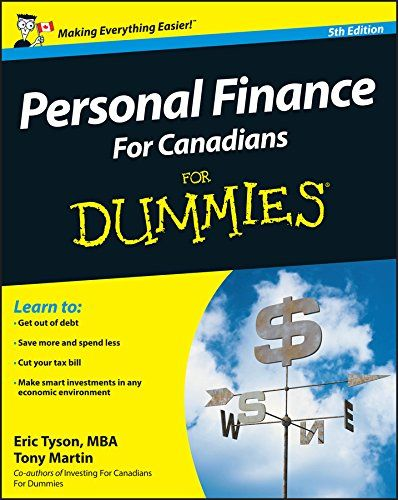 Using up-to-date Canadian examples and references, Personal Finance For Canadians For Dummies, 5th Edition provides you with the tools you need to take control of your financial life--in good times and bad.