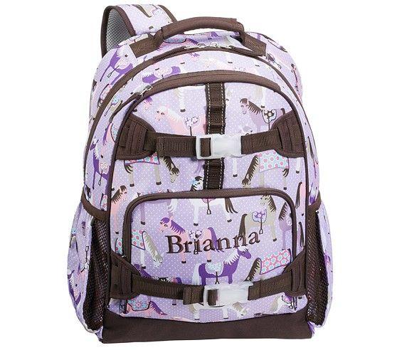 Kids Horse Backpacks For School