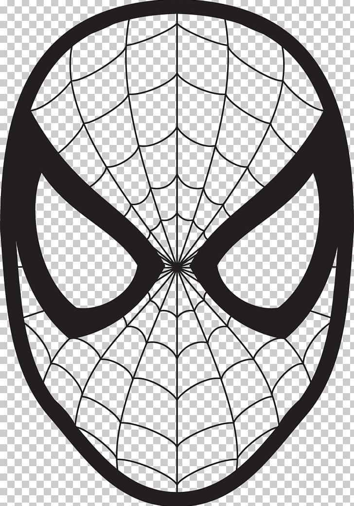 Spider Man Drawing Face Coloring Book Png Black And White Circle Cli Coloring Book Drawing Face Drawing Spiderman Coloring Spiderman Face
