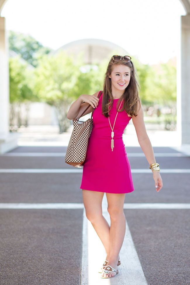 The Little Pink Dress By A Lonestar State Of Southern