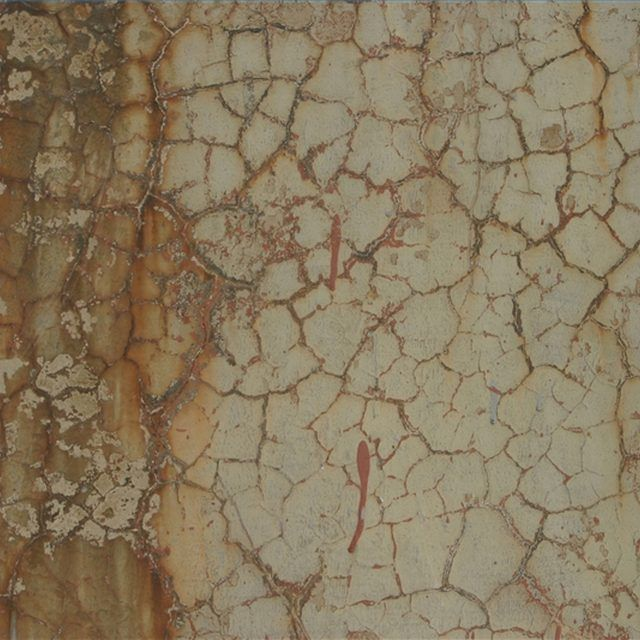 how to create grunge textures acrylic paint
