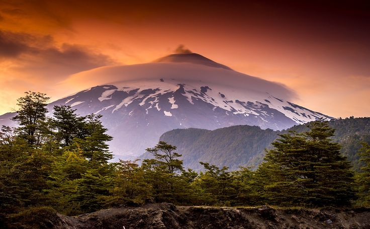 Actividad volcán Villarrica 02 by Francisco Negroni on 500px