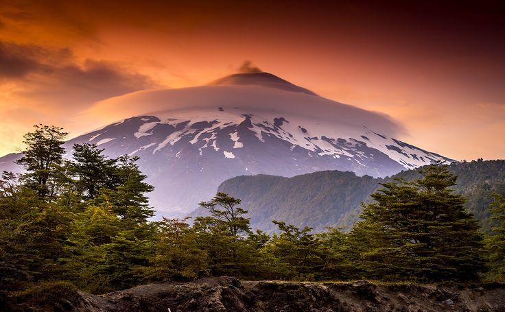 Actividad volcán Villarrica 02 by Francisco Negroni on 500px