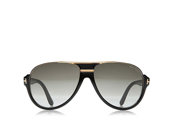 Dimitry Vintage Aviator Sunglasses | Shop Tom Ford Online Store