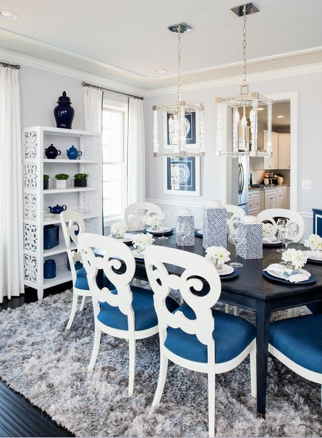Model Home Dining Rooms 26 best dining rooms images on pinterest | winchester, chandeliers