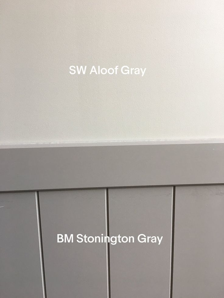The 25 Best Benjamin Moore Stonington Gray Ideas On Pinterest Wainscoting Hallway Stonington