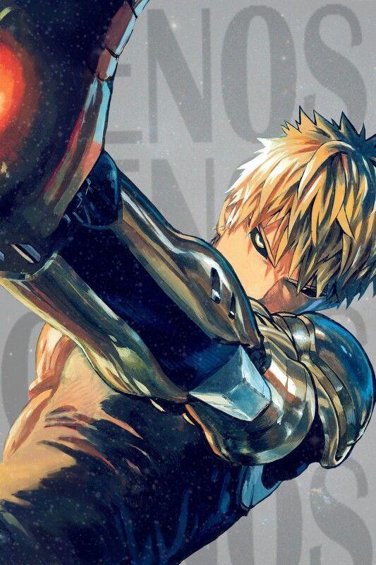 One punch man | Genos